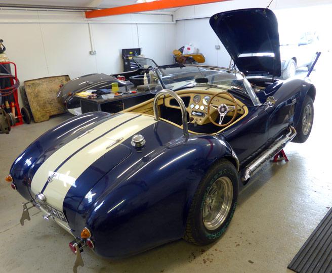 MH Autocraft Motorsport Heritage Workshop - AC